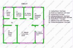 Eladó ház 2081 Piliscsaba Fő út 200m2 45M Ft Ingatlan kép: 10