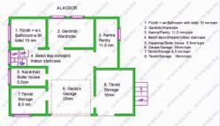 Eladó ház 2081 Piliscsaba Fő út 200m2 45M Ft Ingatlan kép: 9