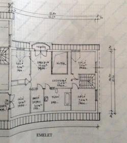 Eladó ház 2000 Szentendre Pomázi út 270m2 57M Ft Ingatlan kép: 20