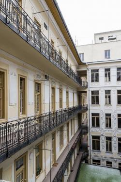 Eladó lakás 1055 Budapest Szent István körút 46m2 47,6M Ft Ingatlan kép: 11