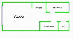 Eladó lakás 1035 Budapest Raktár utca 38m2 32,9M Ft Ingatlan kép: 25