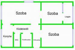 Eladó lakás 1035 Budapest Vörösvári út 68m2 35,9M Ft Ingatlan kép: 18