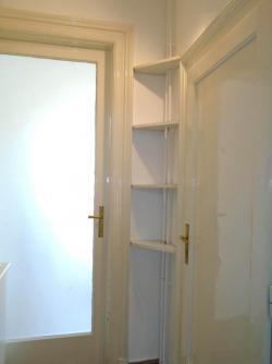 flat For rent 1056 Budapest Belgrád rakpart 30sqm 130000 HUF/month Property image: 6