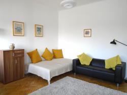 flat For rent 1056 Budapest Belgrád rakpart 30sqm 130000 HUF/month Property image: 7