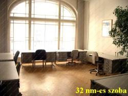 office For rent 1136 Budapest Hegedűs Gyula utca 32sqm 125 000 HUF/month Property image: 1