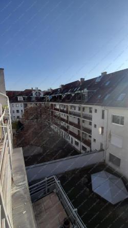 flat For rent 1043 Budapest Munkásotthon utca 47sqm 130000 HUF/month Property image: 3