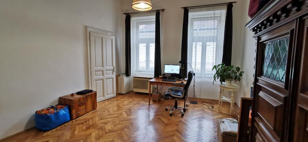 flat For sale 1061 Budapest Bajcsy-Zsilinszky út 56sqm 45M HUF Property image: 1