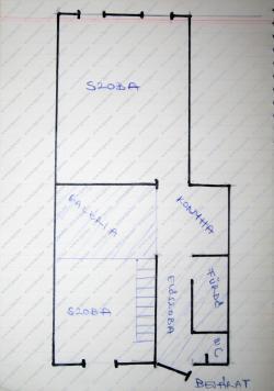 flat For sale 1078 Budapest Nefelejcs utca 43sqm 27,9M HUF Property image: 2