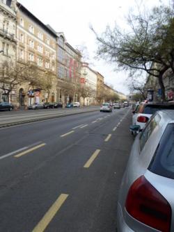 flat For rent 1066 Budapest Teréz körút 35sqm 90000 HUF/month Property image: 18