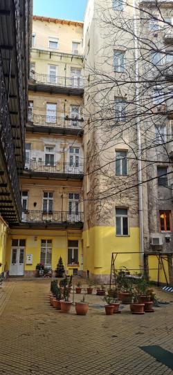 flat For rent 1027 Budapest Frankel Leó út 45sqm 160000 HUF/month Property image: 16