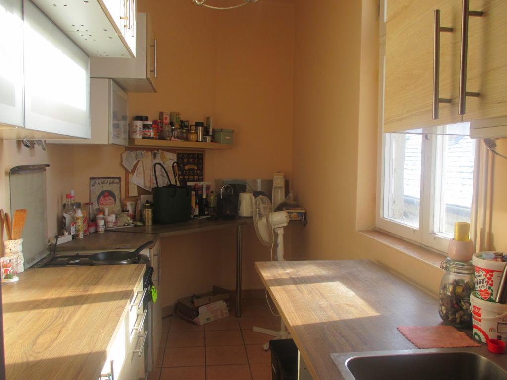 flat For rent 1027 Budapest Frankel Leó út 45sqm 160000 HUF/month Property image: 1