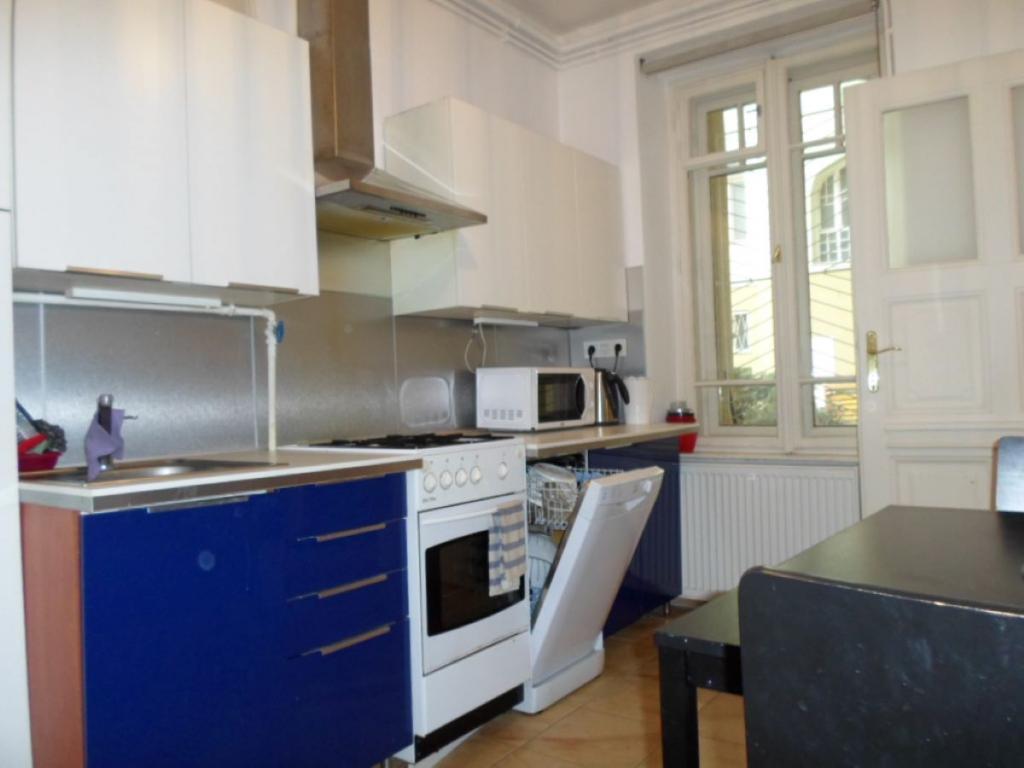 flat For rent 1053 Budapest Veres Pálné utca 41sqm 500 €/month Property image: 1