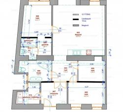 flat For sale 1064 Budapest Izabella utca 104sqm 95M HUF Property image: 5