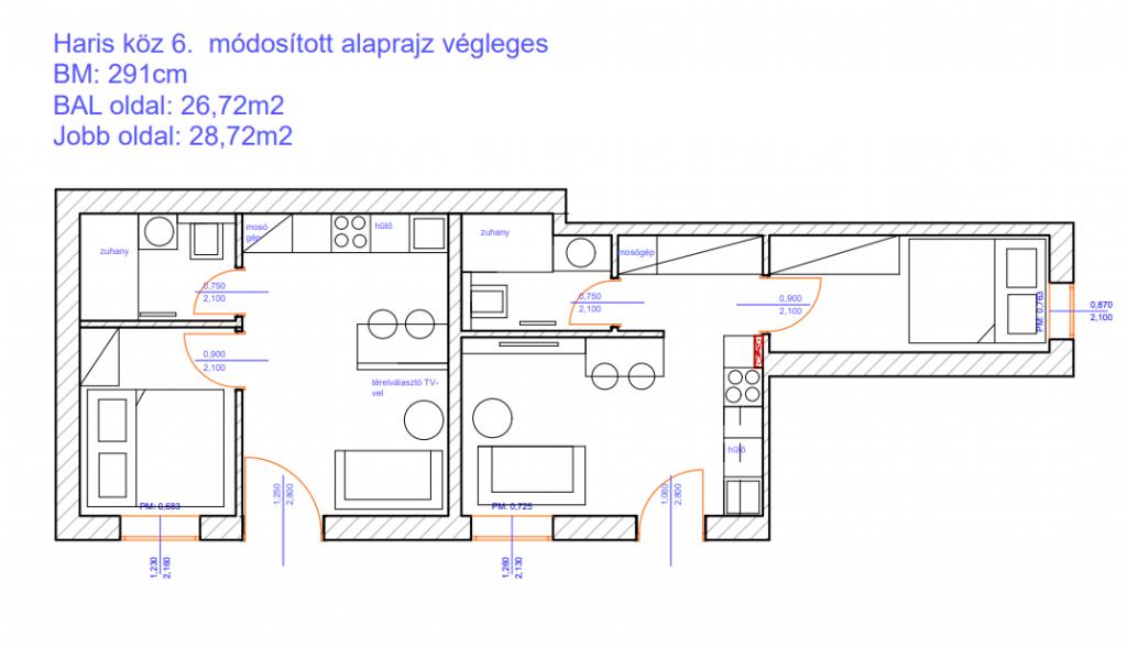 flat For sale 1052 Budapest Haris köz 28sqm 39,9M HUF Property image: 1