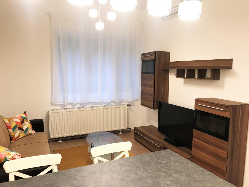 flat For rent 1053 Budapest Fejér György utca 35sqm 150000 HUF/month Property image: 1