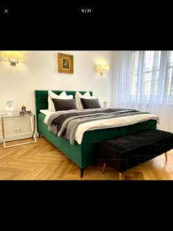 flat For rent 1055 Budapest Falk Miksa utca 80sqm 1600 €/month Property image: 5