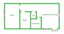 office For rent 1111 Budapest Budafoki út 65sqm 150000 HUF/month Property image: 2