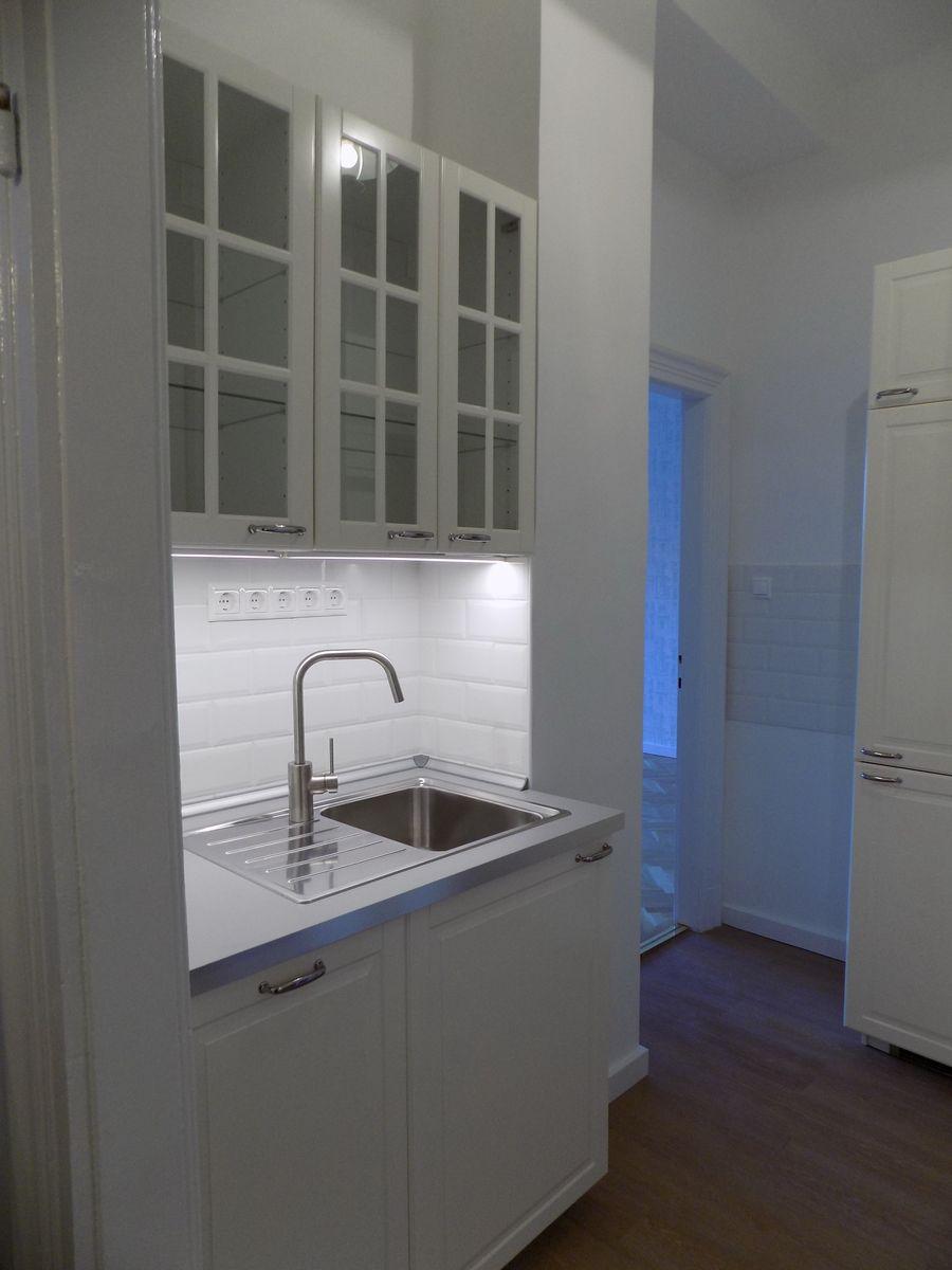 flat For rent 1055 Budapest Honvéd utca 66sqm 200000 HUF/month Property image: 1