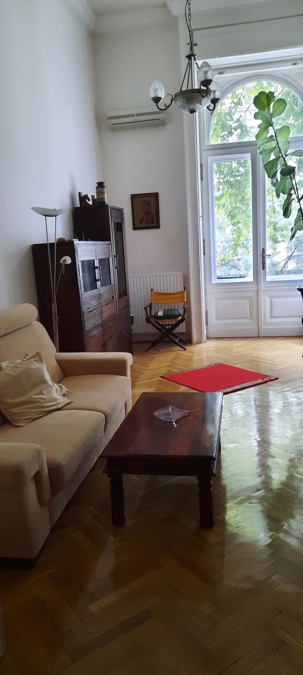 flat For rent 1065 Budapest Podmaniczky utca 75sqm 1500 €/month Property image: 1